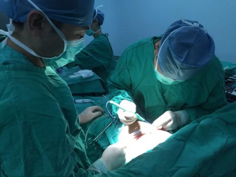 surgery china
