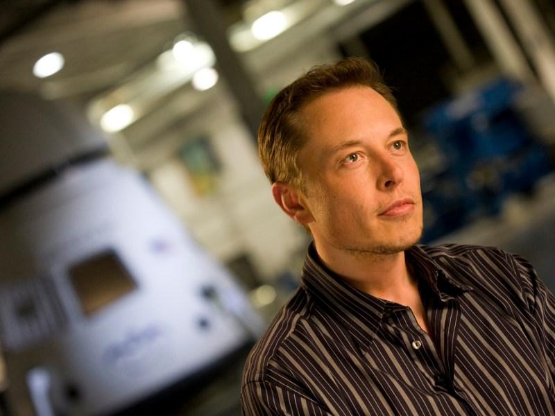 Elon Musk. File Photo: Flickr via OnInnovation