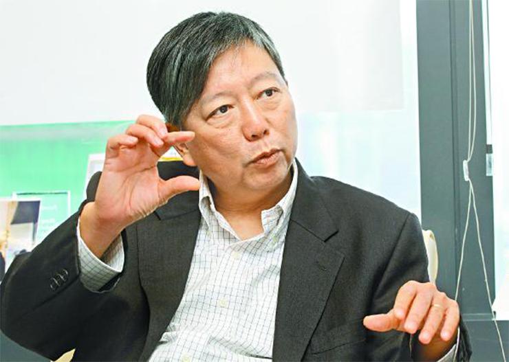 Lee Cheuk-yan.