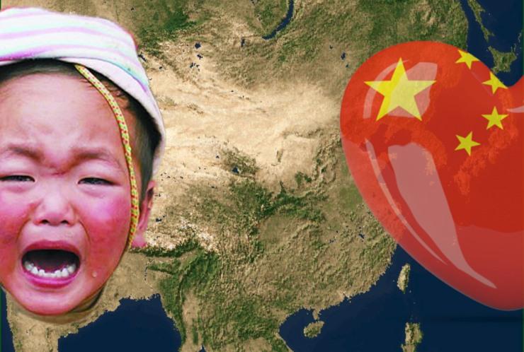 china hurt feelings