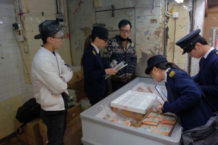 cheung fat market tsing yi