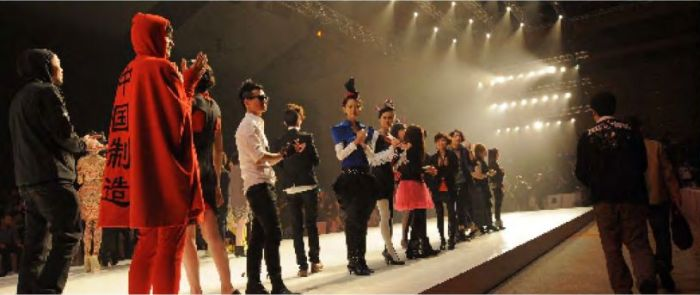 createhk leaflet fashion show