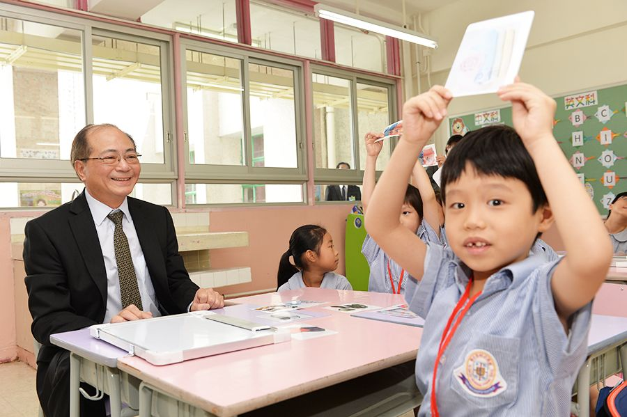 Eddie ng schoolchildren