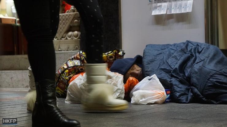 poverty poor hong kong