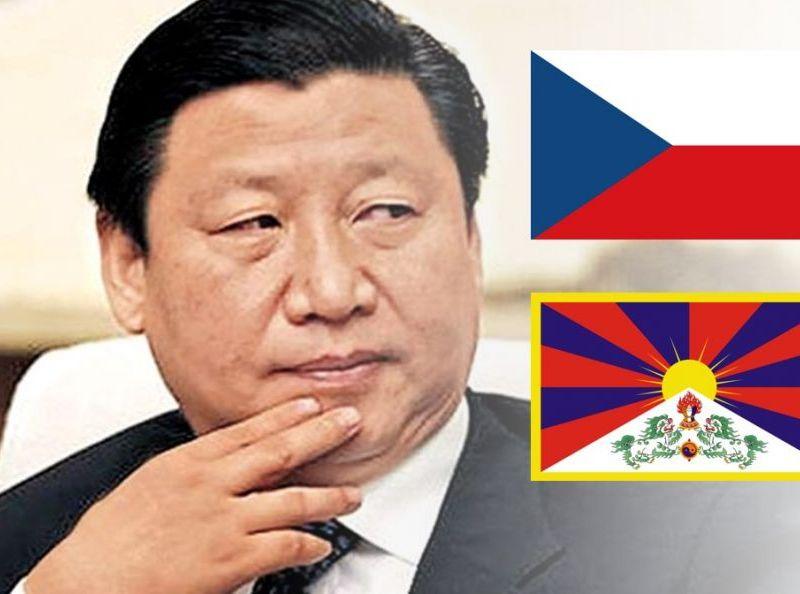 Xi Czech visit