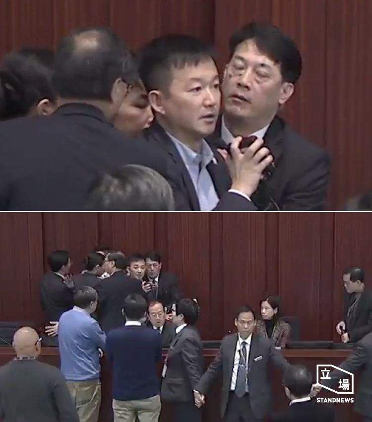 xrl filibustering chan chi-chuen
