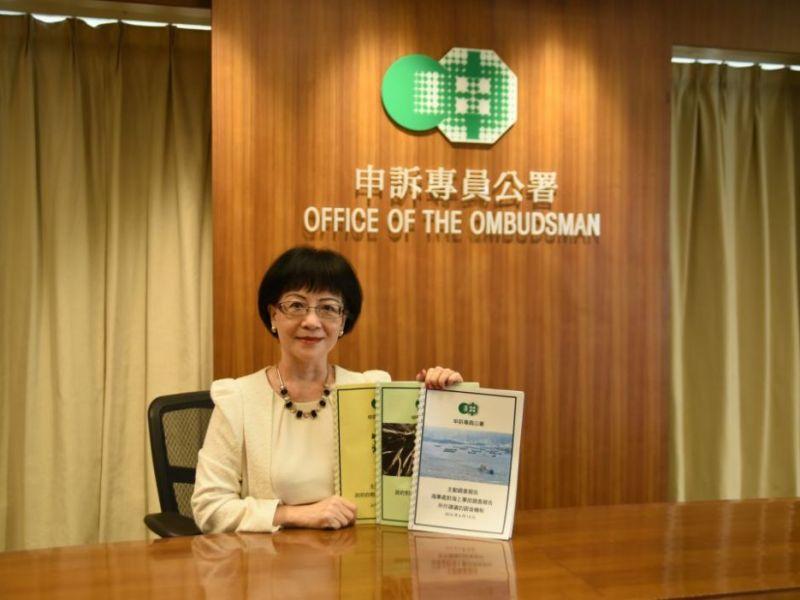 Ombudsman Connie Lau