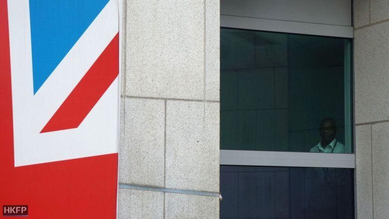 british consulate hong kong