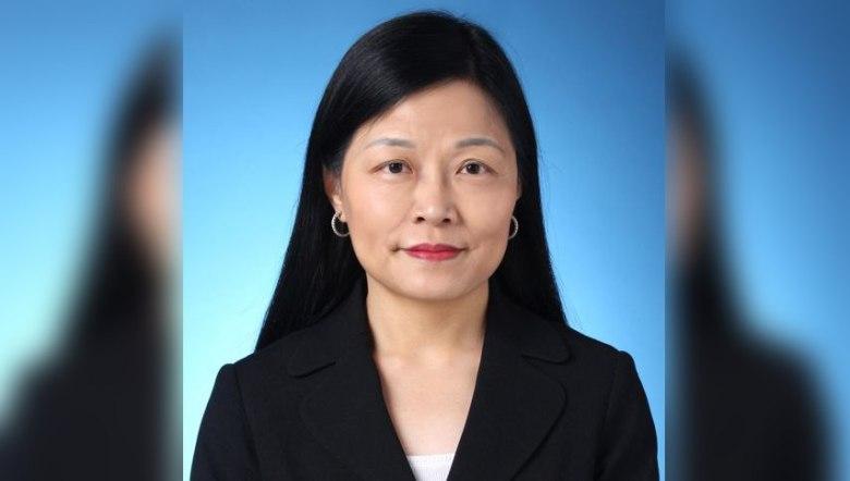 Rebecca Li Bo-lan.