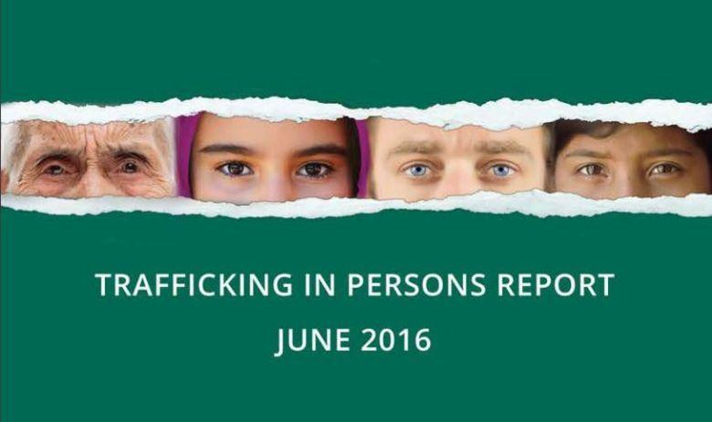 2016 human trafficking report