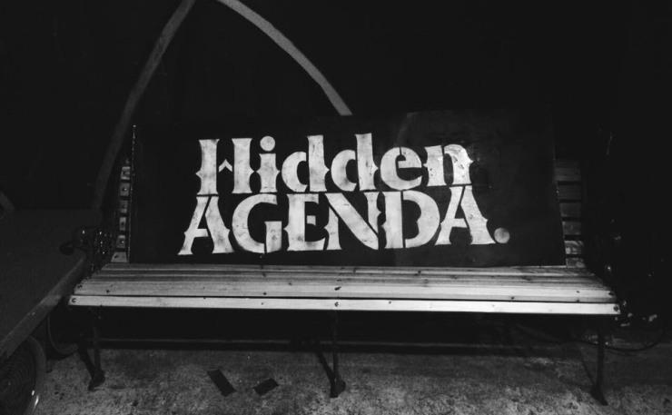 hidden agenda hong kong