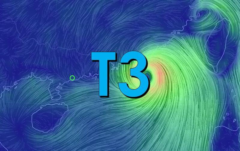 T1 typhoon
