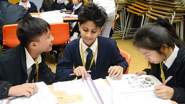 ethnic minorities education hk