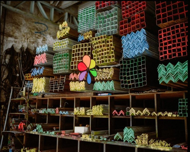 Hardware shop where Chan works. Photo: Lam Chun-tung.