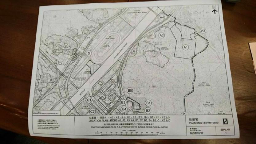 outline zoning plan sha tin
