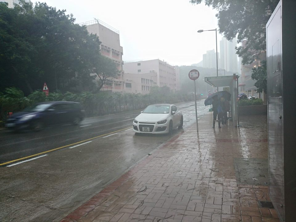 heavy rain typhoon 3