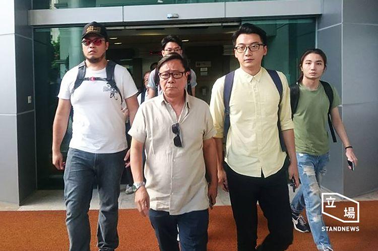 Chan Pak-yeung court case