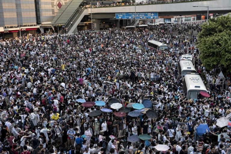 admiralty democracy occupy hong kong protest umbrella