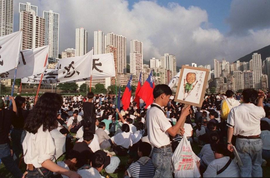1989 hong kong protest