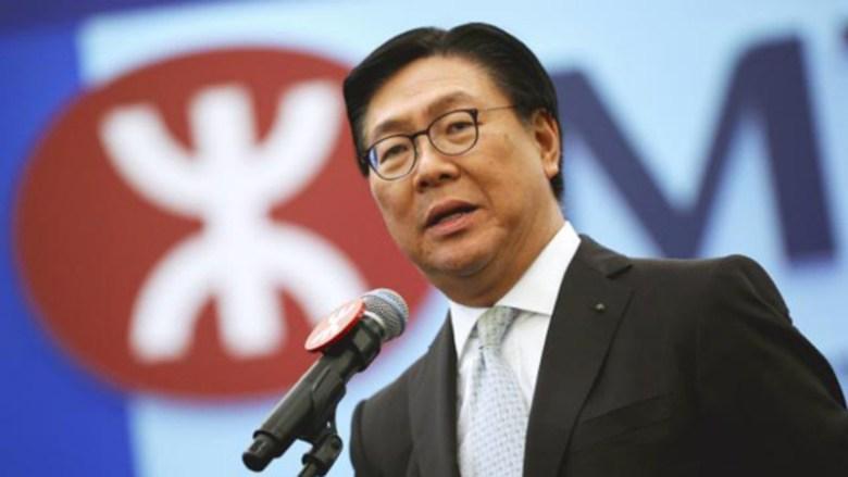 Frederick Ma Si-hang