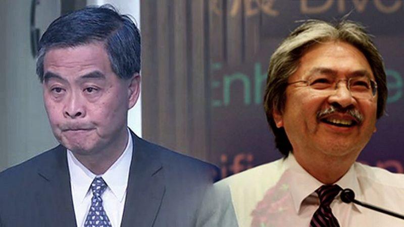 john tsang cy leung