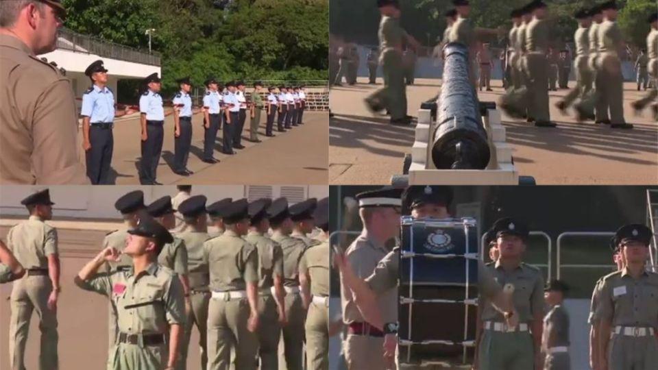 british army hong kong