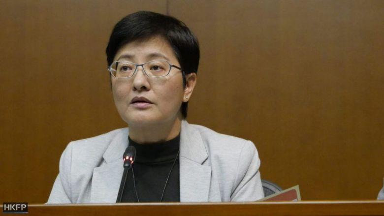 Helena Wong Pik-wan