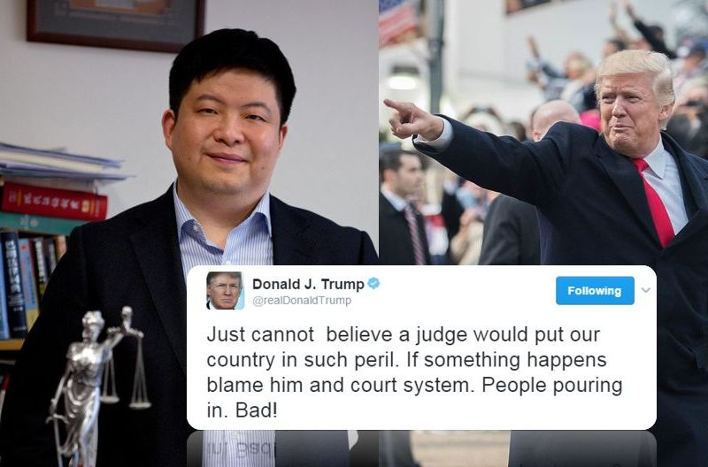 chinese judge donald trump