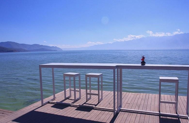 Yunnan tourism sea