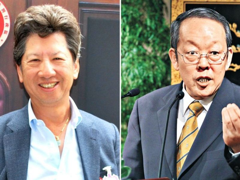 Ronny Tong Wang Guangya