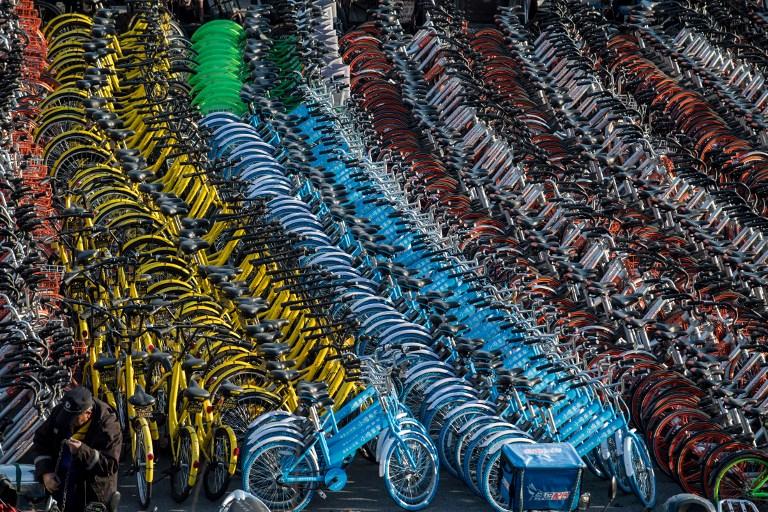 bikes shanghai