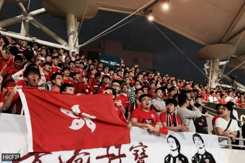 hong kong football matches