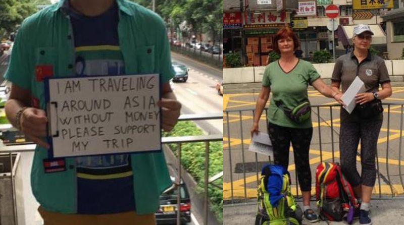 travel beggars