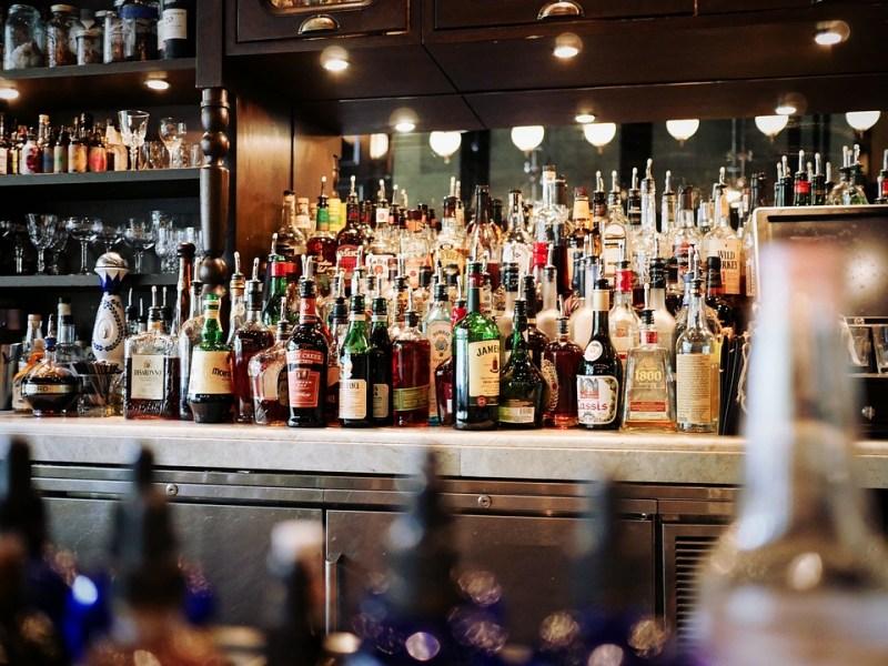alcohol pub