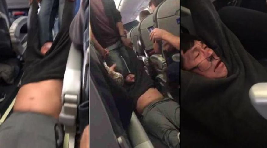 china united airlines uproar