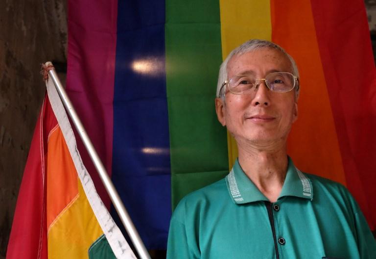 lgbt rights taiwan