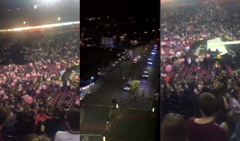 Manchester attack terrorist terrorism Ariana Grande concert