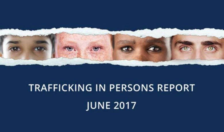 USA US State Department Human trafficking in persons report
