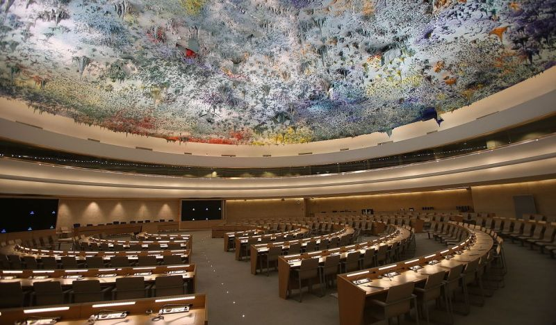 UN United Nations Human Rights