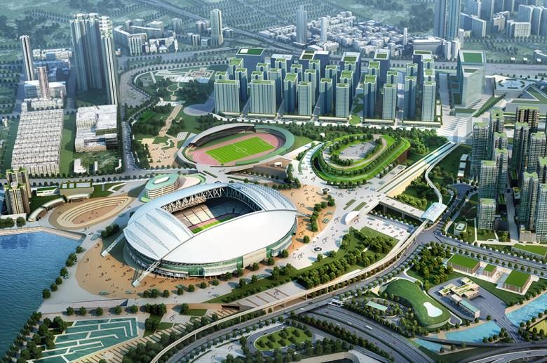 Kai Tak Sports Park