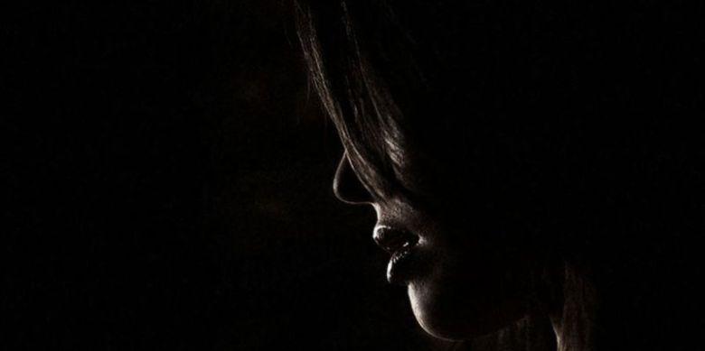woman silhouette girl