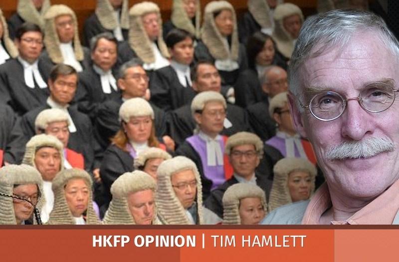 hamlett judges