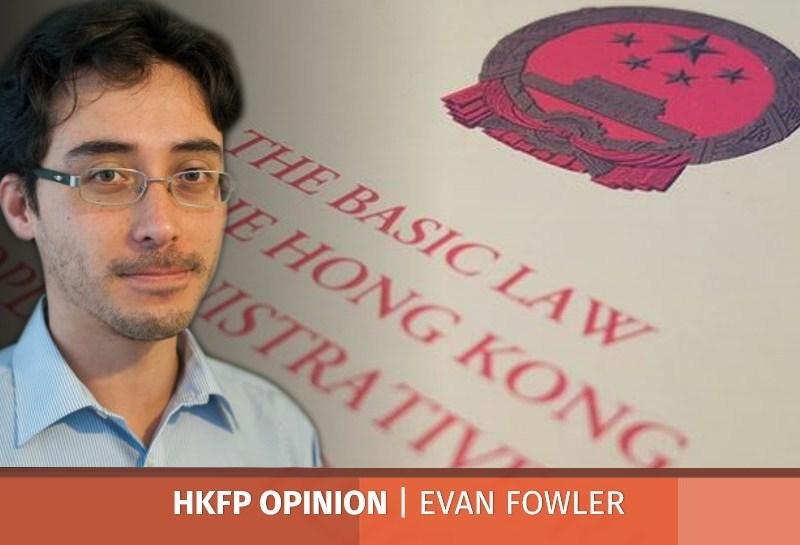evan fowler basic law