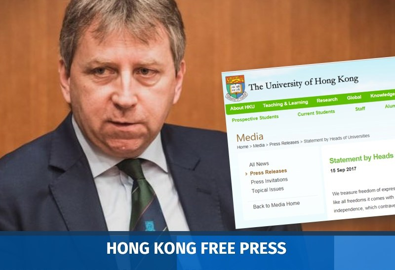 peter mathieson hku