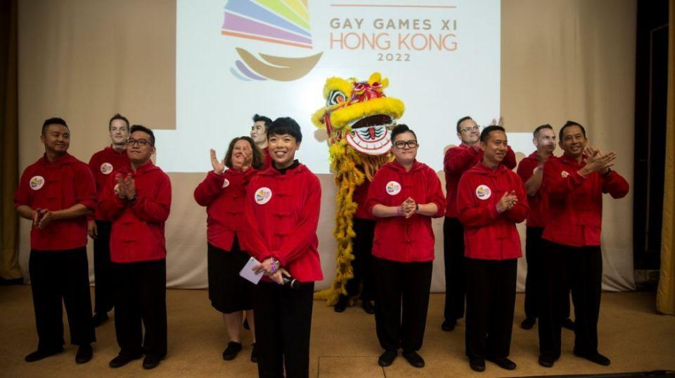 Gay Games hong kong bid