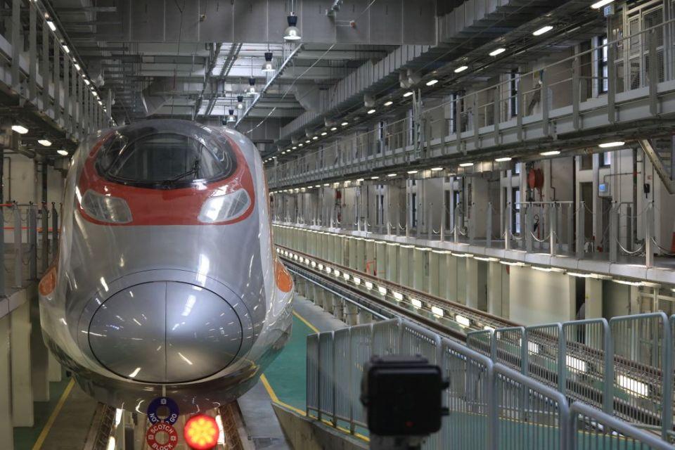 Express Rail train