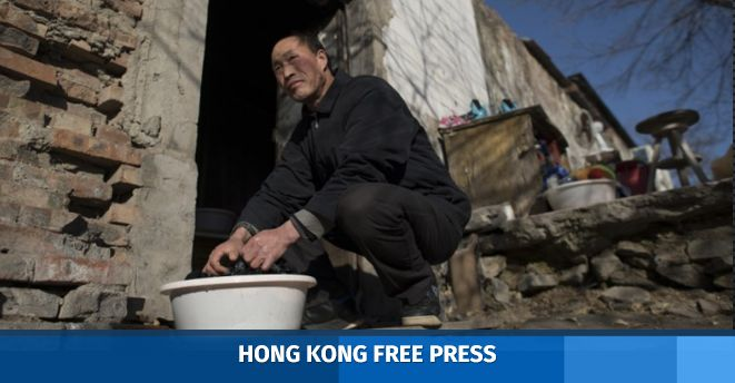 beijing evictions