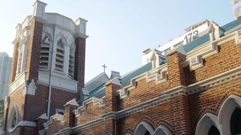 St Andrew's Church, Tsim Sha Tsui.