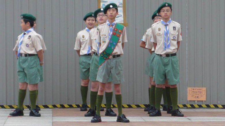 scouts in hong kong