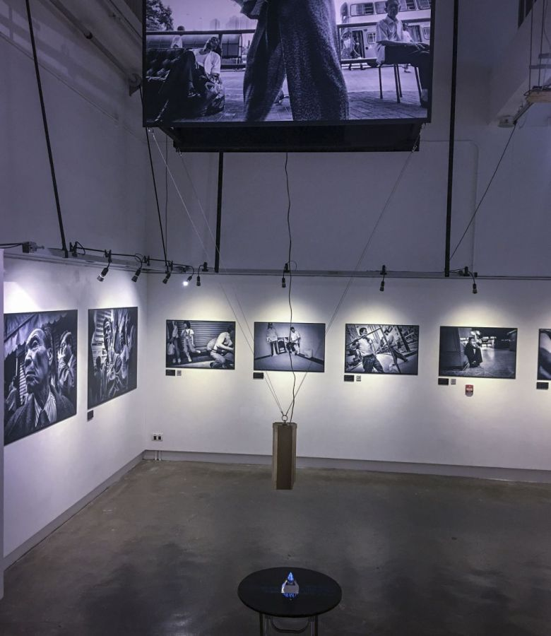 The All That Matters exhibition.